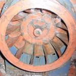 Ventilator hota curatat