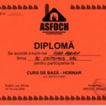 Diploma ASFOCH