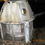 Ventilator hota restaurant degresat